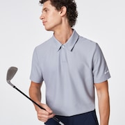 Club House Polo - Fog Gray