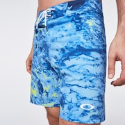 Neon Waves 18 Boardshort