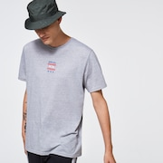 USA Tee - New Granite Hthr