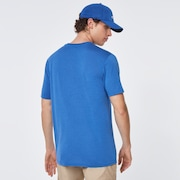 Burned B1B Logo Tee - Royal Blue