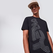 Reflective B1B Logo Tee - Blackout