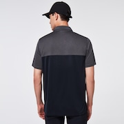 Blocked Gravity Polo - Blackout