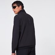 All Play Softshell Track Jacket - Blackout
