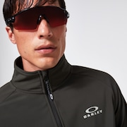 All Play Softshell Track Jacket - New Dark Brush
