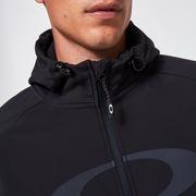 Myriad Softshell Hooded Jacket - Blackout