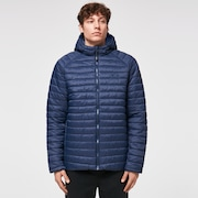 Encore Insulated Hooded Jacket - Universal Blue
