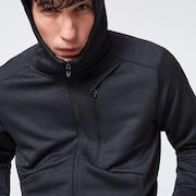 Enhance Grid Fleece Jacket 10.7