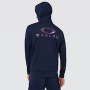 Enhance QD Fleece Jacket 10.7 - Black Iris