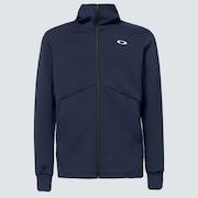 Enhance QD Fleece Jacket 10.7 - Black Iris