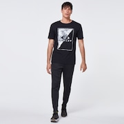Enhance QDC SS Tee Bold 10.7 - Blackout
