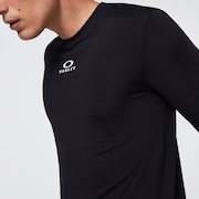 Enhance O-Fit LS Tee 3.7 - Blackout