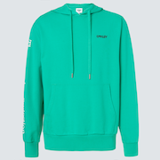 TNP Wingman Fleece Hoodie - Mint Green