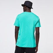 TNP Fiery SS Tee - Mint Green