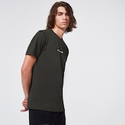 Oakley® Definition SS Tee - Dark Olive Green