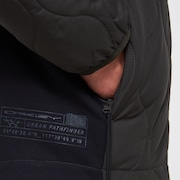Oakley® Definition Insulated Jacket - Dark Olive Green