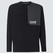 Oakley® Definition Maxi Pocket Shirt - Blackout