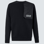 Oakley® Definition Tech Crew Fleece - Blackout