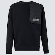 Oakley® Definition Tech Crew Fleece - Blackout