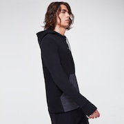 Oakley® Definition Tech Hoodie Fleece - Blackout