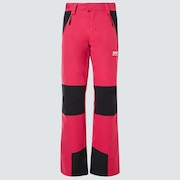 TNP Women's Insulated Pant - Rubine Red