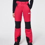 TNP Women's Insulated Pant - Rubine Red