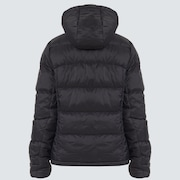 Stellar Insulated Hooded Jacket - Blackout