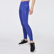 Essential Mesh Panel Tight - Electric Blue