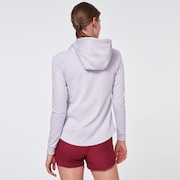 Oakley's Drop Tail Hoodie - Dusty Lavendar