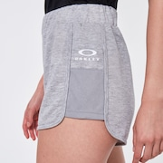 All Play Mesh Short - New Granite Hthr