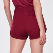 All Play Mesh Short - Burgundy