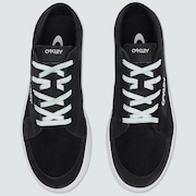 New Oakley Suede B1B Sneaker - Blackout