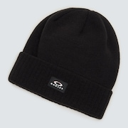 Beanie Ribbed 2.0 - Blackout