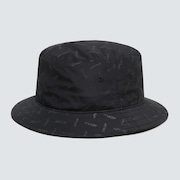 Logo Hat - Blackout