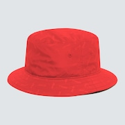 Logo Hat - Poppy Red