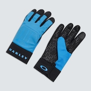 Ellipse Foundation Gloves - Nuclear Blue