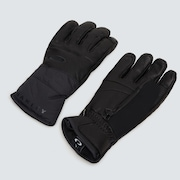Ellipse Goatskin Glove - Blackout