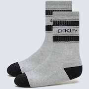 B1B Icon Socks (3 PCS) - New Granite Hthr