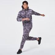 Enhance QD Fleece Jacket 10.7 - Black Print