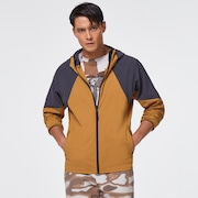 Enhance FGL Wind Jacket 1.7 - Nugget Gold