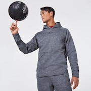 Enhance Grid Fleece Hoodie 10.7