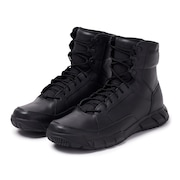 Light Assault Boot Leather - Black