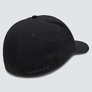 Tincan Cap - Black/Carbon Fiber