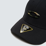 Tincan Cap - Black/Graphic Camo
