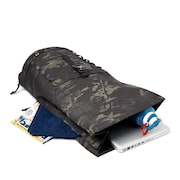 Voyage 23L Roll Top Multi Cam - Black Multicam