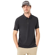 Velocity Golf Polo - Blackout