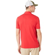 Divisional Golf Polo - Red Line