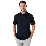 Divisional Golf Polo - Blackout