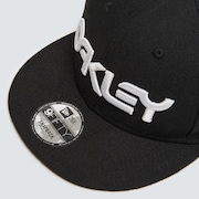Mark II Novelty Snap Back - Blackout