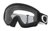 L-Frame® MX Goggles - Black / Clear