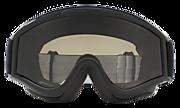 L-Frame® MX Goggles - Jet Black